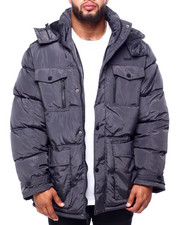 Big & Tall Faves - Puffer Jacket (B&T)-2421284