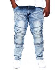Jeans & Pants - Moto Jean W/ Knee Treatment (B&T)-2411661