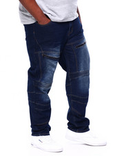 Akademiks - 5-Pocket Jean (B&T)-2421398