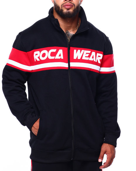 Rocawear - Roc Marathon Jacket (B&T)