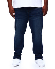 Jeans - Stretch Relax Straight Fit Blue (B&T)-2420741