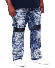 Jeans & Pants - Moto Denim Jean (B&T)-2421415