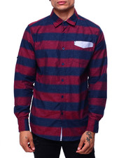 Mens-Fall - SPENCER STRIPE SHIRT-2421684