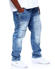 Jeans & Pants - Moto Denim Pants (B&T)-2419700