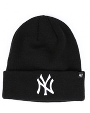 Accessories - New York Yankees Raised Cuff Knit Beanie-2421725