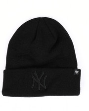 Accessories - New York Yankees Raised Cuff Knit Beanie-2421719