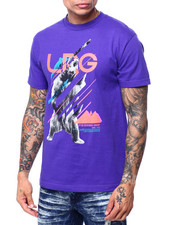 LRG - ON THE GRIZZY TEE-2421825