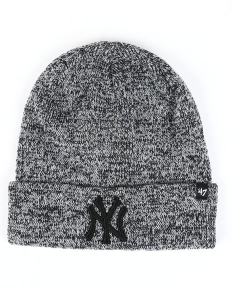 '47 - New York Yankees Checker Cuff Knit Beanie