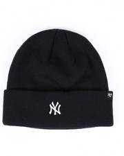 Accessories - New York Yankees Centerfield Cuff Knit Beanie-2421753