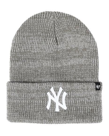 '47 - New York Yankees Brain Freeze Cuff Knit Beanie