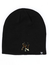 Accessories - New York Yankees Camfill Knit Beanie-2421811