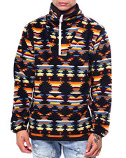 LRG - NOMADIC ADDICT FLEECE ANORAK-2421947