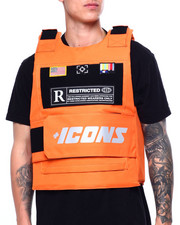 Men - Icon Reflective Vest-2420245