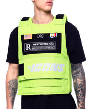 Hudson NYC - Icon Reflective Vest-2420548