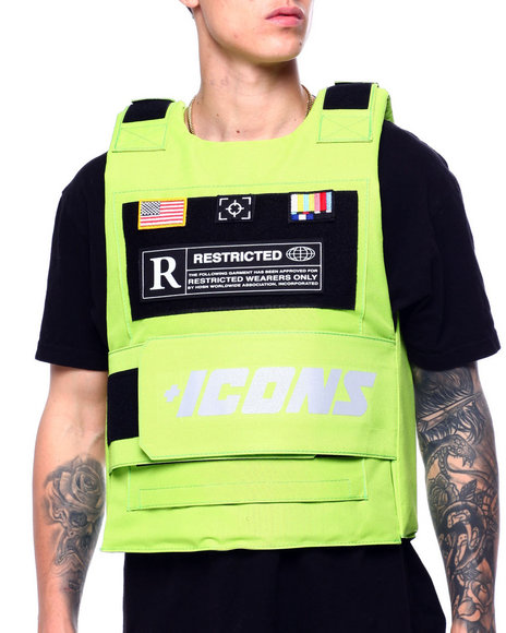 Hudson NYC - Icon Reflective Vest