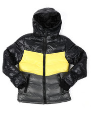 Outerwear - Nylon Bubble Jacket (8-20)-2422263