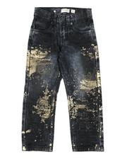 Arcade Styles - Gold Rush Denim Jeans (4-7)-2422191