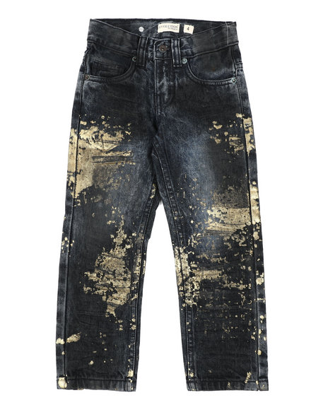 Arcade Styles - Gold Rush Denim Jeans (4-7)