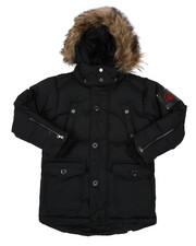 Outerwear - Moose Pie Puffer Jacket (8-20)-2422303