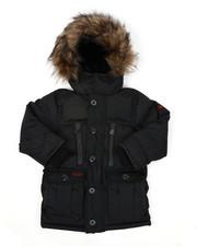 Boys - Base Camp Puffer Jacket (4-7)-2422298
