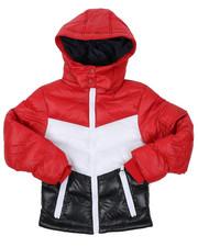 Heavy Coats - Nylon Bubble Jacket (4-7)-2422567