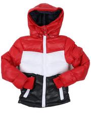 Heavy Coats - Nylon Bubble Jacket (2T-4T)-2422563