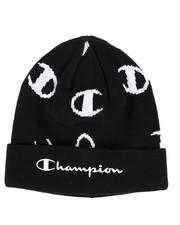 Champion - Script Print Beanie-2422597