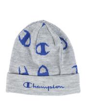 Champion - Script Print Beanie-2422596