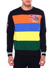 Sweatshirts & Sweaters - COLORBLOCKCREWNECK SWEATSHIRT-2422477