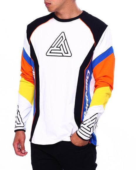 Black Pyramid - Maze Moto LS Shirt