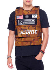 Men - Restricted Icon Vest-2416017