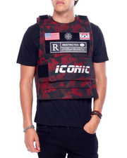 Men - Restricted Icon Vest-2416015