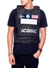 Men - Nasa Camo Icon Vest-2416021