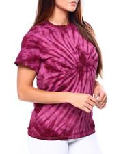 Women - S/S Tie Dye T-Shirt-2422447
