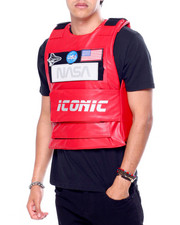 Men - Pu Nasa Icon Vest-2416023