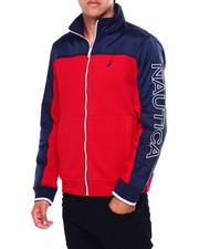 Nautica - BLOCKED TRACK JACKET-2422663