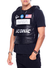 Men - Pu Nasa Icon Vest-2416024
