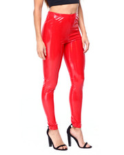 Red Fox - Span PU Legging-2420096