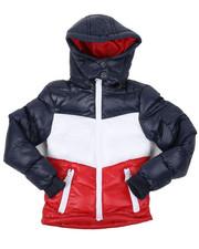 Sizes 2T-4T - Toddler - Nylon Bubble Jacket (2T-4T)-2422868
