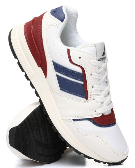 Nautica - Simeon Lace-Up Sneakers