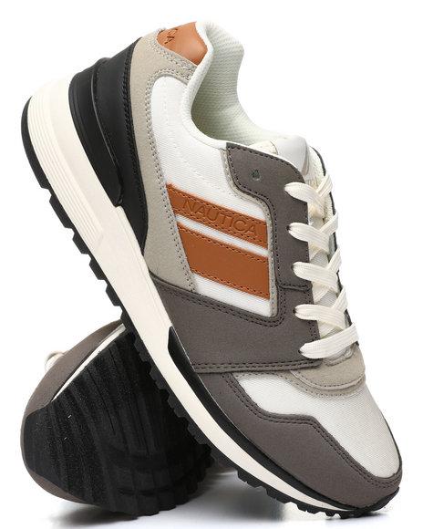 Nautica - Simeon Lace-Up Sneakers