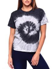 Women - S/S Tie Dye T-Shirt-2422437