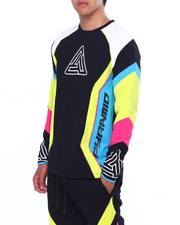 Black Pyramid - Maze Moto LS Shirt-2422694