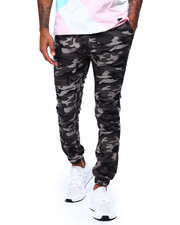 Jeans & Pants - Camo Twill Jogger-2423031