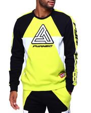 Sweatshirts & Sweaters - BMX Moto Crewneck Sweatshirt-2423099