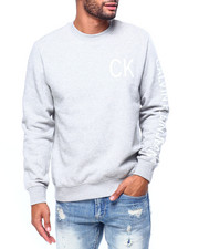 Calvin Klein - NEW ICONIC GRAPHIC CREWNECK --2423465