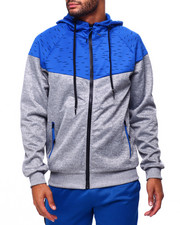 Buyers Picks - Space Dyed Zip Hoodie-2423447