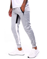 Jeans & Pants - Color Block Inseam Jogger-2423576