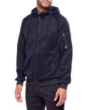Buyers Picks - Solid Sport Hoodie w Arm Pocket-2423420