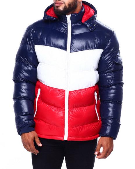 Buyers Picks - Nylon Bubble Jacket (B&T)